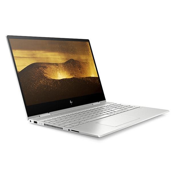 7ZC27PA-AAAA HP ENVY x360 15-dr1000 G1モデル [Core i7-10510U/16GB/512GB/ナチュラルシルバー]