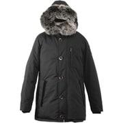 ローツェジャケット LHOTSE ブラック XLサイズ [アウトドア ダウンウェア メンズ]