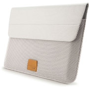 CASS1517 [Cozistyle - ARIA Stand Sleeve Macbook 15 Pro Lily White]