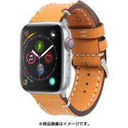 CLB018 [Cozistyle - Leather Band for Apple Watch_42mm Light Brown]