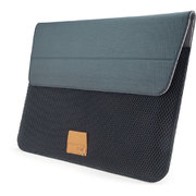 CASS1102 [Cozistyle - ARIA Stand Sleeve Macbook 11 Air Dark Blue]