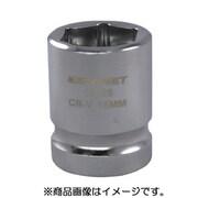 13125 [1/2DR 15mm ショートソケット (6角)]