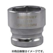 13131 [1/2DR 22mm ショートソケット (6角)]