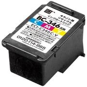 ECI-C346C-V [BC-346 互換リサイクルインクカートリッジ カラー]