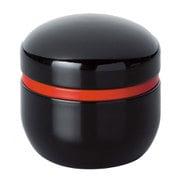 香炉 鈴子缶 漆黒