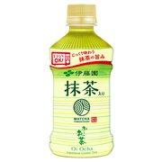 おーいお茶 抹茶入り緑茶 (電子レンジ対応) 345ml×24本 [お茶]