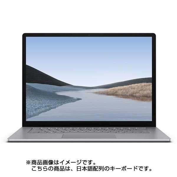 V4G-00018 [Surface Laptop 3(サーフェス ラップトップ 3) 15インチ/AMD Ryzen 5/SSD 128GB/メモリ8GB/Office Home and Business 2019/日本語配列/プラチナ]