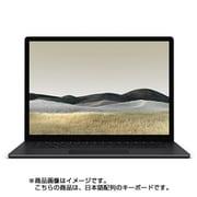VGZ-00039 [Surface Laptop 3(サーフェス ラップトップ 3) 15インチ/AMD Ryzen 5/SSD 256GB/メモリ8GB/Office Home and Business 2019/日本語配列/ブラック]