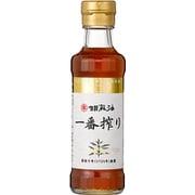マルホン胡麻油一番搾り 200g [食用ごま油]