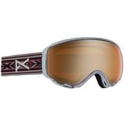 WM1 MFI Goggle Asian Fit With Bonus Lens 20337101968 Bohemian/SONARBronze NA [ゴーグル]