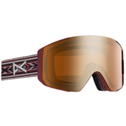 Womens Sync Goggle Asian Fit With Bonus Lens 21509100968 Bohemian/SONARBronze NA [ゴーグル]