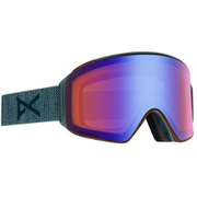 M4 Cylindrical Goggle Asian Fit With Bonus Lens 20340101045 LayBack/SONARBlue NA [ゴーグル]