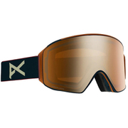 M4 Cylindrical Goggle Asian Fit With Bonus Lens 20340101461 Royal / SONAR Bronze NA [ゴーグル]