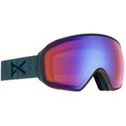 M4 Toric Goggle Asian Fit With Bonus Lens 20341102045 LayBack/SONARBlue [スノー ゴーグル 眼鏡対応]