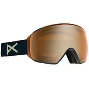 M4 Toric Goggle Asian Fit With Bonus Lens 20341102461 Royal / SONAR Bronze NA [ゴーグル]