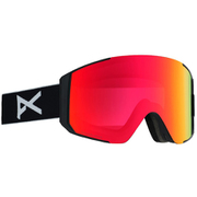 Mens Sync Goggle Asian Fit With Bonus Lens 21508100054 Black / SONAR Red NA [スノー ゴーグル]
