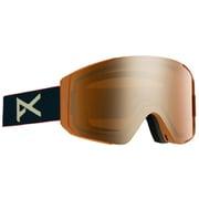 Mens Sync Goggle Asian Fit With Bonus Lens 21508100461 Royal / SONAR Bronze NA [ゴーグル]