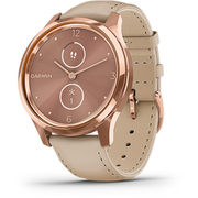 010-02241-71 [vivomove Luxe Light Sand Leather/18K Rose Gold PVD]