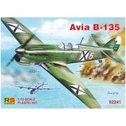92241 アビア B-135 1944年3月 [1/72スケール プラモデル]