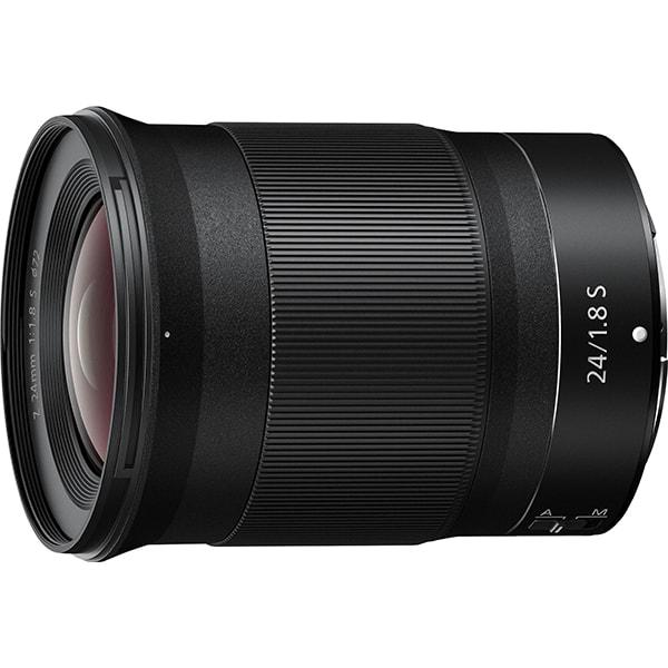 NIKKOR Z 24mm f/1.8 S [ニッコールZ 24mm f/1.8 Sライン ニコンZマウント]