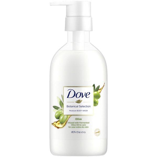 Dove(ダヴ) ボディウォッシュ ボタニカルセレクション オリーブ 本体 500g [ボディソープ]