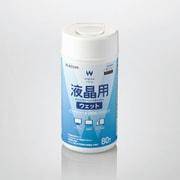 WC-DP80N4 [液晶用ウェットクリーニングティッシュ ボトル 80枚]