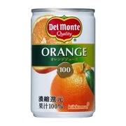 オレンジジュース 缶 160g×30本