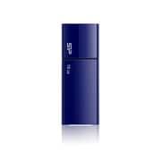 SPJ016GU2U05D [USB2.0 Ultima U05シリーズ 16GB スライド式 ネイビー]