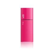 SPJ016GU2U05H [USB2.0 Ultima U05シリーズ 16GB スライド式 ピンク]