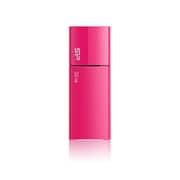 SPJ032GU2U05H [USB2.0 Ultima U05シリーズ 32GB スライド式 ピンク]