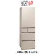 NR-E455PXL-N [パーシャル搭載 冷蔵庫(450L・左開き) 5ドア エコナビ/ナノイー搭載 サテンゴールド]