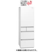 NR-E455PXL-W [パーシャル搭載 冷蔵庫(450L・左開き) 5ドア エコナビ/ナノイー搭載 スノーホワイト]