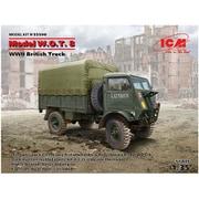 35590 WWII イギリス フォード W.O.T.8 トラック [1/35スケール プラモデル]