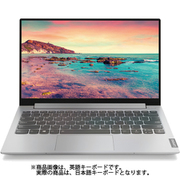 81UM0028JP [ノートパソコン ideapad S340 i3/13.3型/メモリー 8GB/SSD 256GB/Windows 10 Home 64bit(日本語版)/ プラチナグレー]