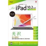 TBF-IP19FLK [iPad 10.2インチ 2019年モデル用 フィルム 光沢]