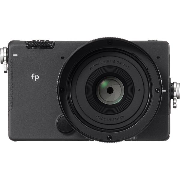 SIGMA fp 45mm F2.8 DG DN レンズキット [ボディ+交換レンズ「45mm F2.8 DGDN(Contemporary)」]