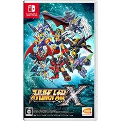 スーパーロボット大戦X [Nintendo Switchソフト]