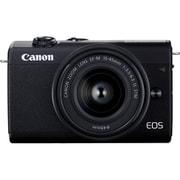 EOS M200 15-45レンズキット ブラック [ボディ+交換レンズ「EF-M15-45mm F3.5-6.3 IS STM(グラファイト)」]