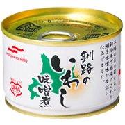 釧路のいわし味噌煮 150g