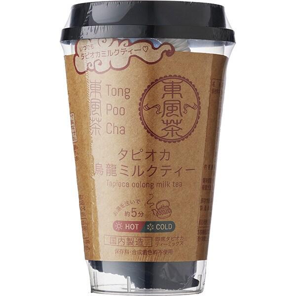 東風茶 タピオカ烏龍ミルクティ75g