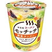 ラーメンモッチッチ 野菜タンメン