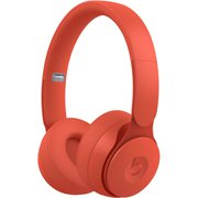 MRJC2FE/A [Beats Solo Pro Wirelessノイズキャンセリングヘッドフォン - More Matte Collection - レッド]