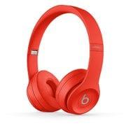 Beats Solo3 Wirelessヘッドフォン - レッド [MX472PA/A]
