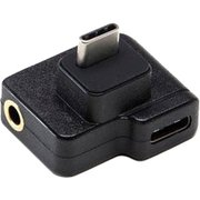 COA35A [CYNOVA Osmo Action Dual 3.5mm/USB-C Adapter]