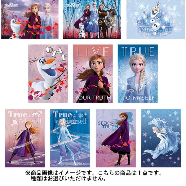 アナと雪の女王2 チェンジングカードコレクション 1個 [コレクション食玩]