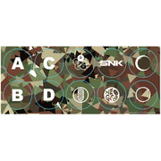 NEOGEO Arcade Stick Pro ボタンステッカー Standard