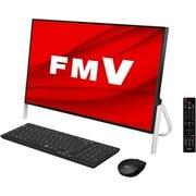 FMVF77D3B [デスクトップパソコン ESPRIMO FHシリーズ/23.8型ワイド/Corei7-9750H/メモリ 8GB/SSD 256GB + HDD 1TB/Blu-rayドライブ/Windows 10 Home 64ビット/Office Home and Business 2019/ブラック]