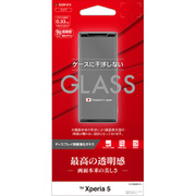 GP2101XP5 [Xperia 5 ガラスパネル 【AGC製】光沢]