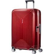 AZ5*30002 [スーツケース ASPERO 69cm 旅行日数目安:4~7泊 74L TSAロック搭載 METALLIC RED]