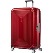 AZ5*30003 [スーツケース ASPERO 75cm 旅行日数目安:1週間以上 94L TSAロック搭載 METALLIC RED]